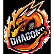 Наклейка Дракон-133, фото 1