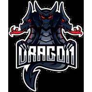 Наклейка Дракон-135, фото 1