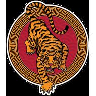 Наклейка Тигр-72, фото 1