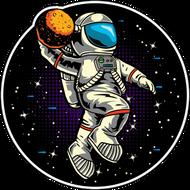 Наклейка Космонавт-175, фото 1