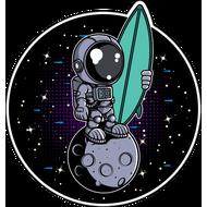 Наклейка Космонавт-188, фото 1