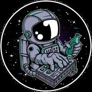 Наклейка Космонавт-191, фото 1