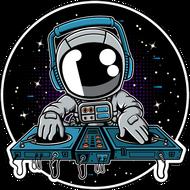 Наклейка Космонавт-193, фото 1
