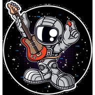 Наклейка Космонавт-201, фото 1