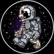 Наклейка Космонавт-202, фото 1
