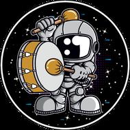 Наклейка Космонавт-206, фото 1