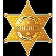 Наклейка Звезда Шерифа, фото 1
