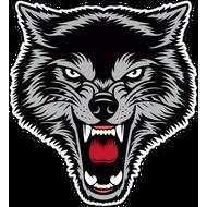 Наклейка Волк-139, фото 1