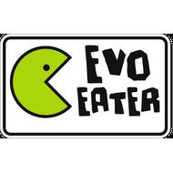 Наклейка Evo eater, фото 1