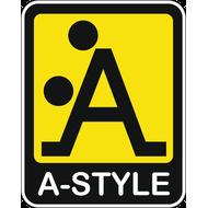 Наклейка A-style, фото 1