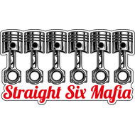 Наклейка Straight Six Mafia, фото 1