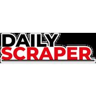 Наклейка Daily Scraper, фото 1