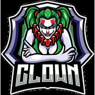 Наклейка Клоун-025, фото 1