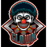 Наклейка Клоун-031, фото 1