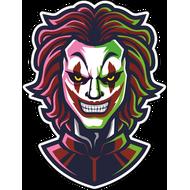 Наклейка Клоун-034, фото 1