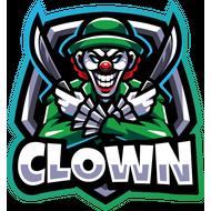 Наклейка Клоун-039, фото 1