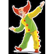 Наклейка Клоун-042, фото 1