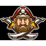 Наклейка Пират-092, фото 1