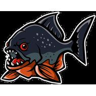 Наклейка Рыба-062, фото 1