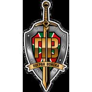 Наклейка Щит и меч. Погран Войска, фото 1