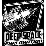 Наклейка Deep Space Exploration, фото 1