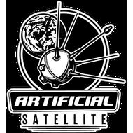 Наклейка Artificial Satellite, фото 1