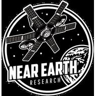 Наклейка Near Earth Research, фото 1
