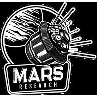 Наклейка Mars Research, фото 1