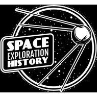 Наклейка Space Exploration History, фото 1