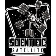 Наклейка Scientific Satellite, фото 1