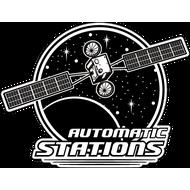 Наклейка Automatic Stations, фото 1
