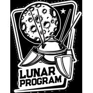 Наклейка Lunar Program, фото 1