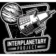 Наклейка Interplanetary Project, фото 1