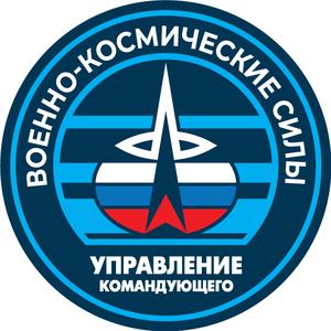 Наклейка ВКС Управление Командующего, фото 1