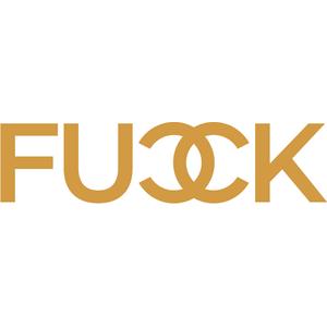 Наклейка Антибренд Chanel, фото 1