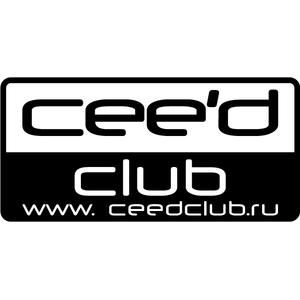 Наклейка Cee'd club, фото 1