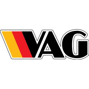 Наклейка VAG, фото 1