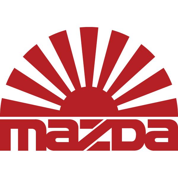 Наклейка Mazda Sun, фото 13