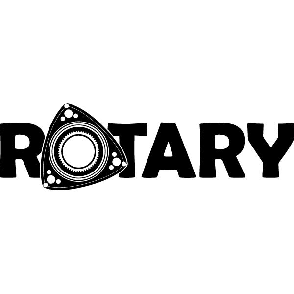 Наклейка Rotary, фото 13