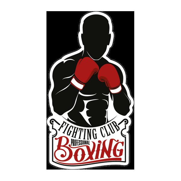 Наклейка Boxing fight, фото 1