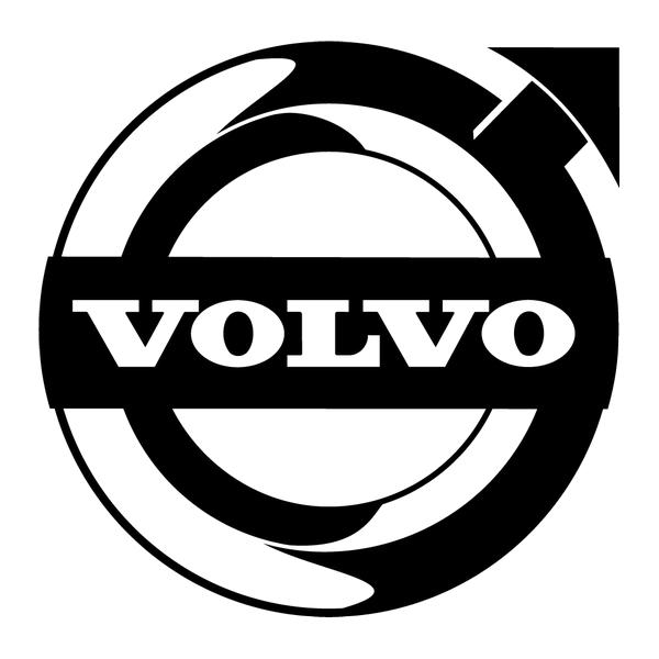 Наклейка Volvo, фото 13