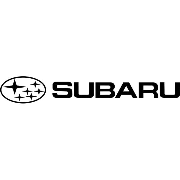 Наклейка Subaru logo, фото 13