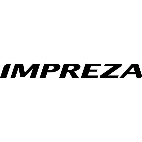 Наклейка Impreza, фото 13