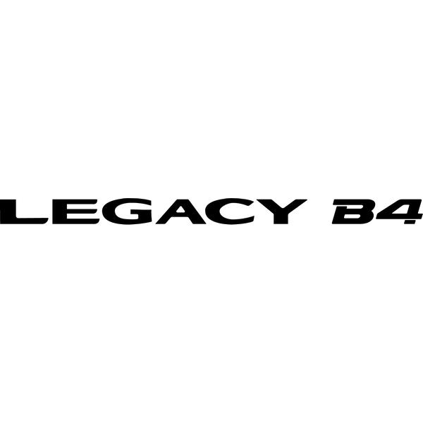 Наклейка Legacy B4, фото 13