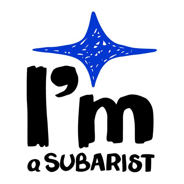 Наклейка I'm a Subarist, фото 13