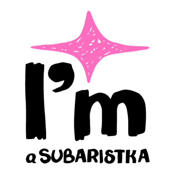 Наклейка I'm a Subaristka, фото 13