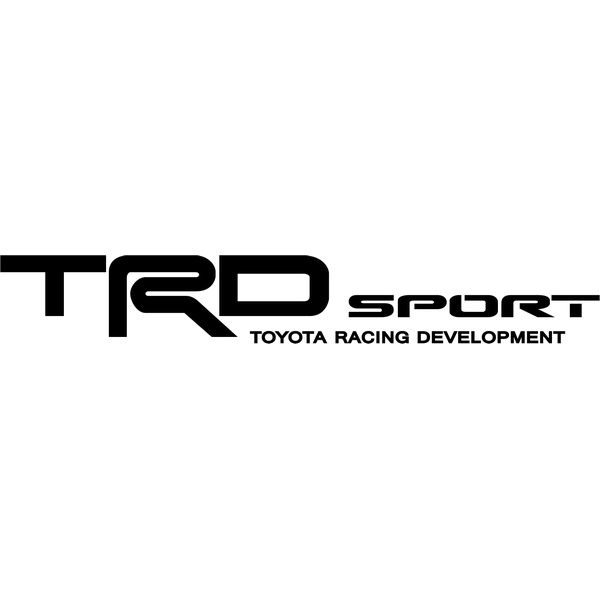 Наклейка TRD Sport, фото 13