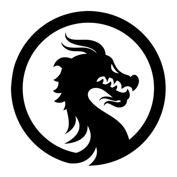 Наклейка Дракон-003, фото 13