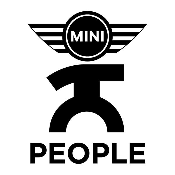 Наклейка Mini people, фото 13