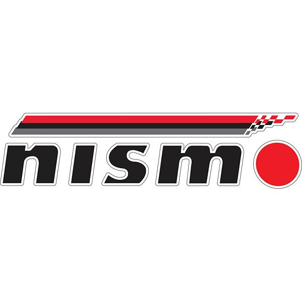 Наклейка Nismo, фото 1